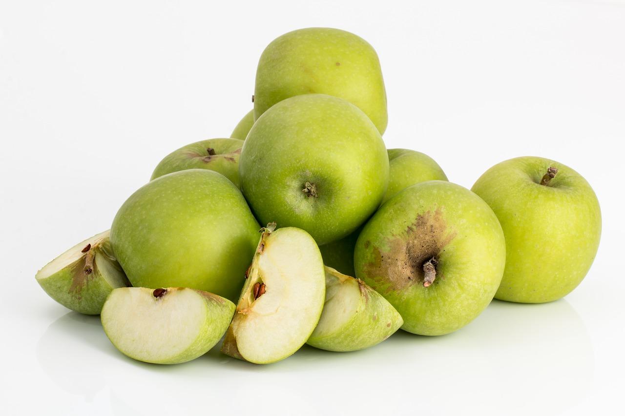 Několik jablek