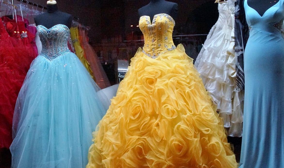 barevné šat