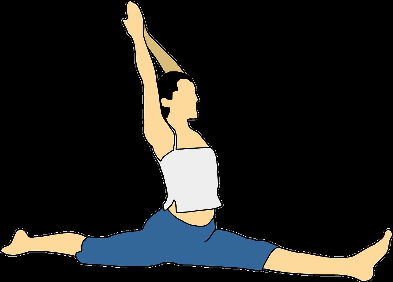 domácí jóga