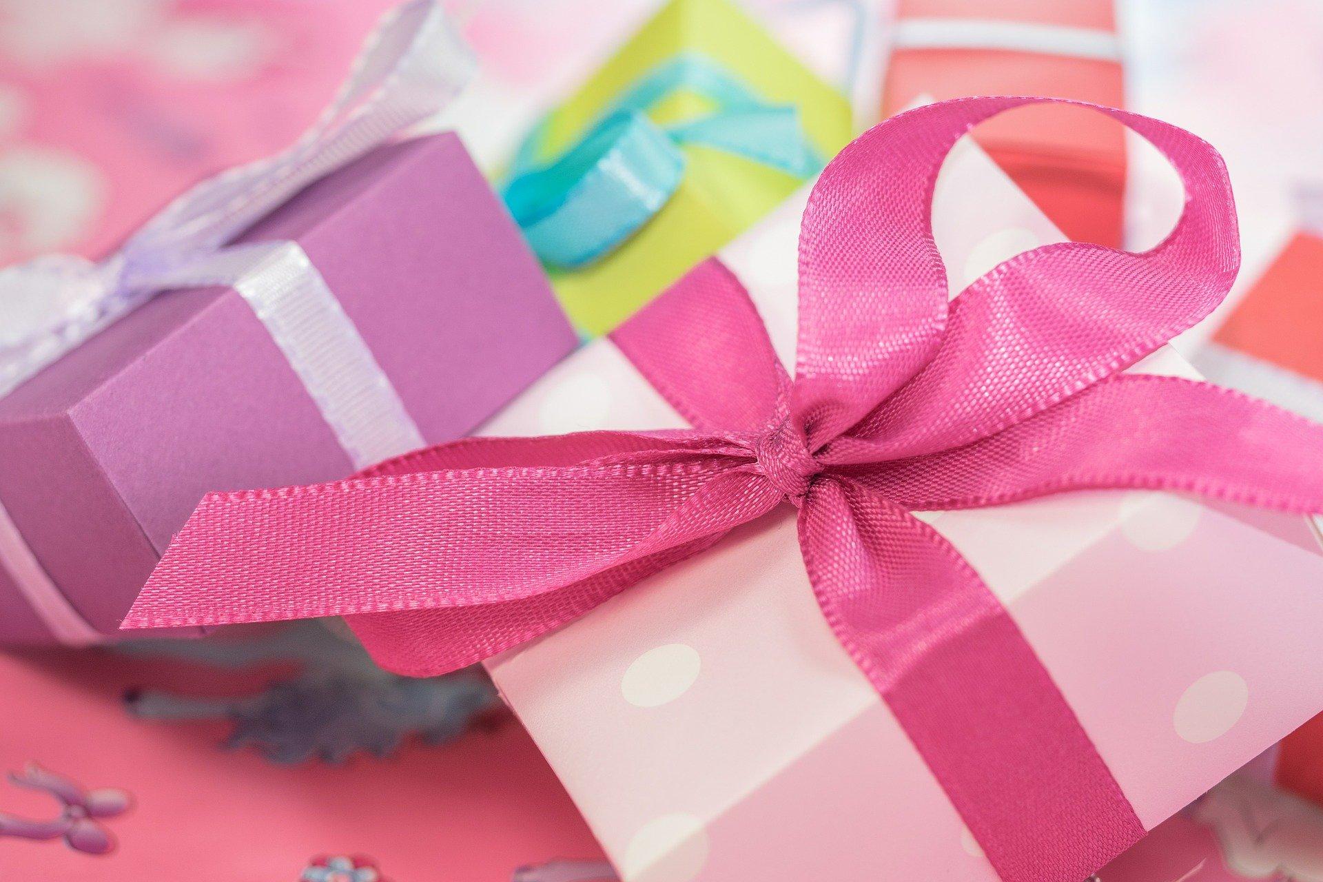 narozeninový dárek