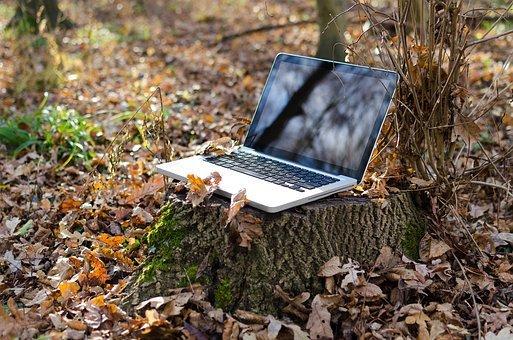 wifi v přírode